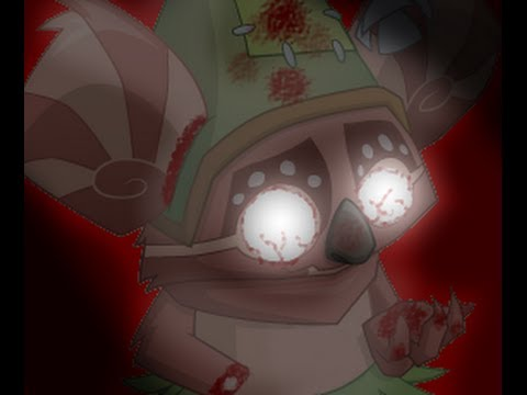 killer cosmo animal jam creepypasta animal jam my puppy died