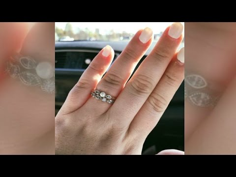 Woman's post about her $130 wedding rings goes viral