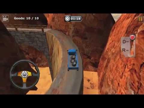 Video of HILL CLIMB TRANSPORT 3D