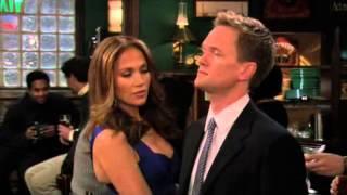 How I Met Your Mother - Barney e la cravatta Regimental