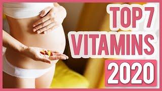 Best Prenatal Vitamins 2020 – (TOP 7 PRODUCTS) 👶👼👩🍼