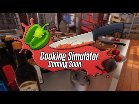 Cooking Simulator Trailer thumbnail