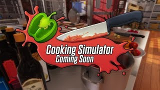 Picture of a game: Cooking Simulator