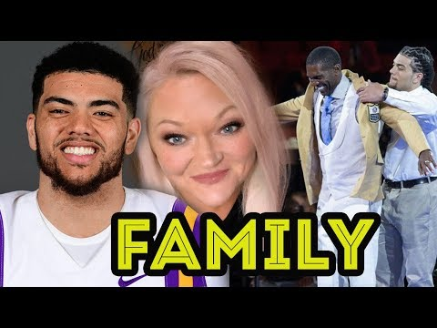 Thaddeus Moss Family Video With Parents Randy Moss and Libby Offutt
