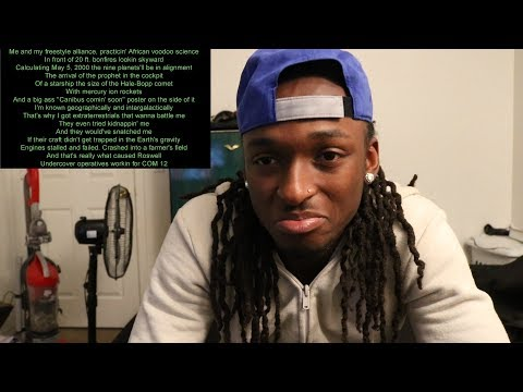 Canibus - 100 Bars (w/ Lyrics) REVIEW/REACTION Mp3