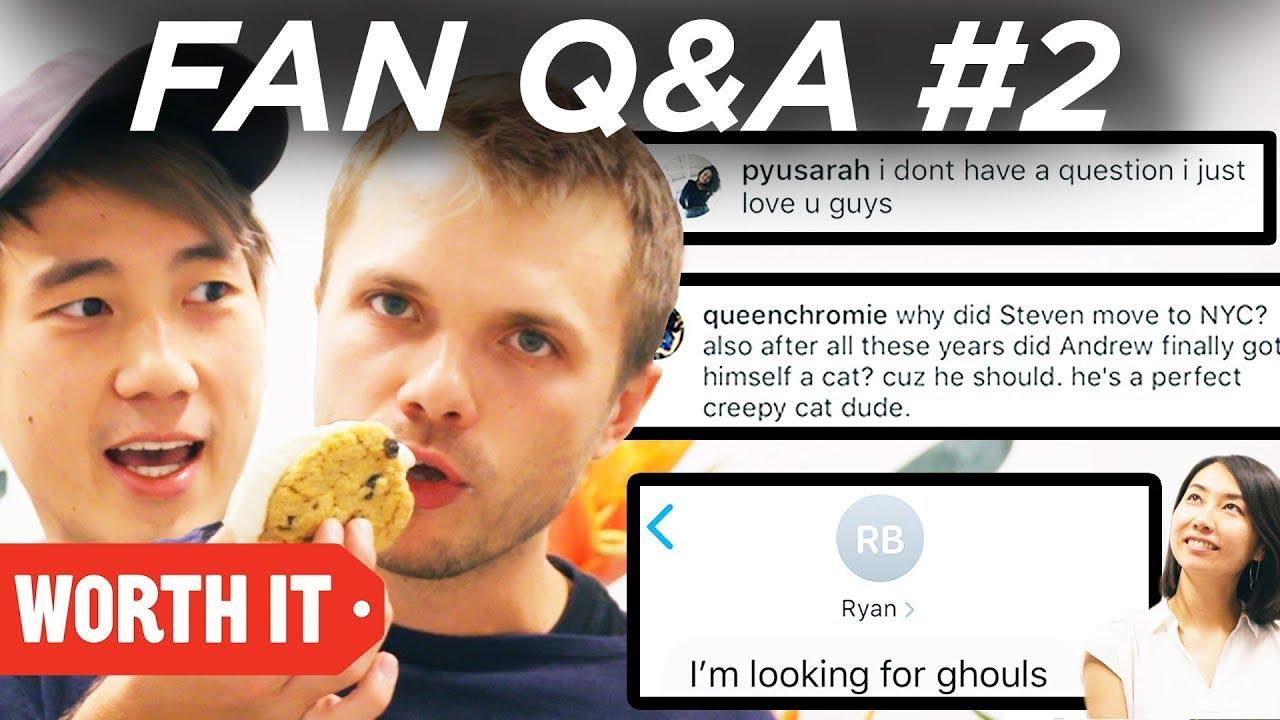 Who Sponsors Worth It? • Worth It Q&A #2 thumbnail