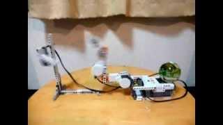 学習するロボット:つんつん2号強化学習