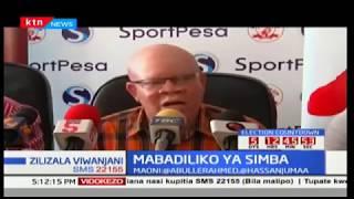 MABADILIKO YA SIMBA: Naibu kocha wa Simba Tanzania Jackson Mayanja aamua kujiuzulu