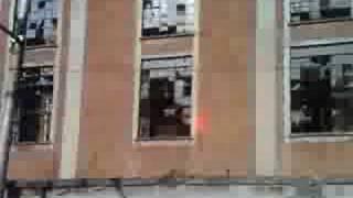 preview picture of video 'Snia di Varedo dal treno'