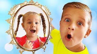 Roma Diana and Magic Mirror