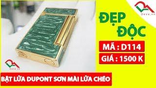 Bật lửa Dupont mini tại Hà Nội Bật lửa chính hãng | Deva.vn | Giá 1.500.000 VNĐ