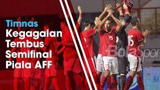 4 Kegagalan Timnas Indonesia di Beberapa Edisi Piala AFF