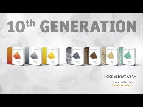 ColorGATE Production Server 10.31 Build 8553 + Proofgate10 + Filmgate10 | ColorGATE RIP Software |