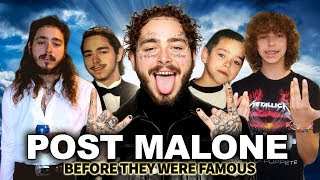 Post Malone | Before They Were Famous | Epic Biography From 0 to Now