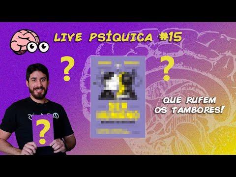 LIVES PSÍQUICAS #15 - NOTÍCIA MARAVILHOSA E QUE VOCÊS VÃO AMAR