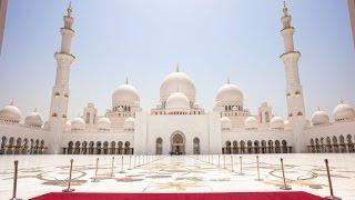 Суперсооружения Великая Мечеть Абу Даби! National Geographic