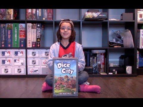 The Cardboard Kid - 026: Dice City