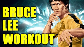 7 KILLER Bruce Lee Workouts You Must Know