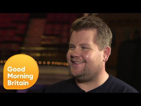James Corden Was Overwhelmed To Have Sir Paul McCartney On Carpool Karaoke | Good Morning Britain