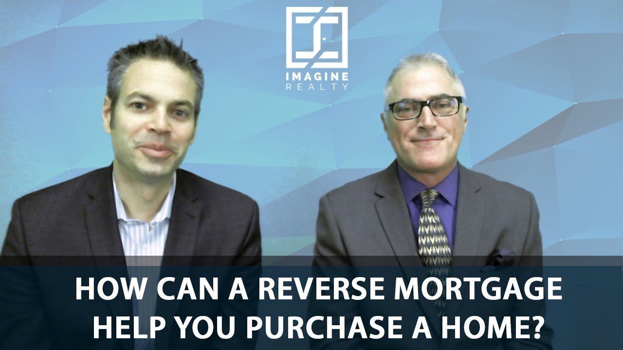 How Can a Reverse Mortgage Help You Purchase a Home?