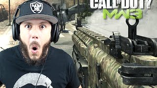 THROWBACK GAMEPLAY!! MODERN WARFARE 3 MULTIPLAYER GAMEPLAY MW3