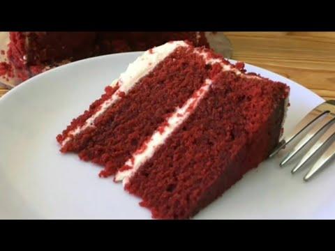 Jinsi ya kupika keki ya red velvet laini na tamu sana