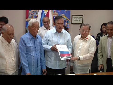 [UNTV]  ConCom finalizes election provision for transitory government officials