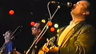 ELVIS COSTELLO - PRETTY FLAMINGO with Glenn Tilbrook, Chris Difford, Nick Lowe