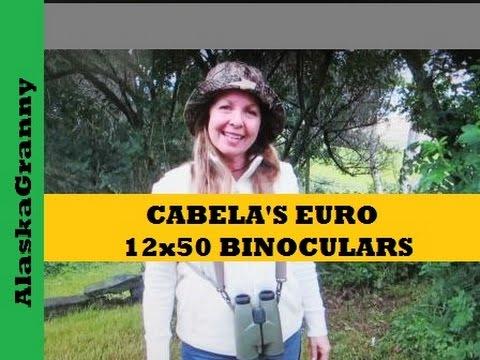 Cabela's Euro 12×50 Binocular Review