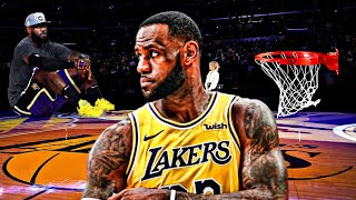 "LeBron James Mix ""Glock In My Lap"" (ft 21 Savage) ᴴᴰ"
