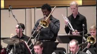 Caravan—Central Washington University Jazz Band 1