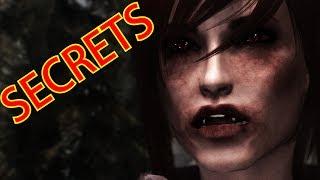 Skyrim Lore: Vampire Secrets!