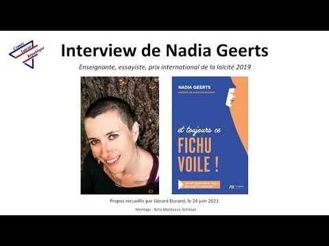 Vidéo de Nadia Geerts