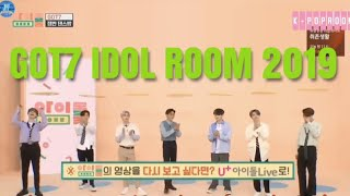 GOT7 IN IDOL ROOM 2019 BEST MOMENTS