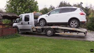 Paweł postanawia sprowadzić auto z Belgii. [Wojny Samochodowe]