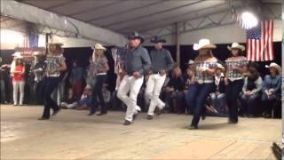 Country American Line Dance -  Memory