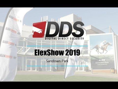 DDS at Sandown Park - ElexShow 2019