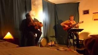 Morice Benin en concert chez Solid'Ailes