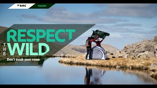 Respect the Wild: expert wild camping tips by teamBMC