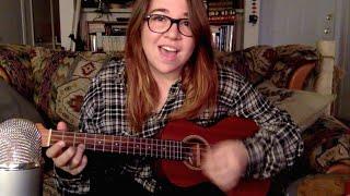 Colors - April Smith ukulele cover