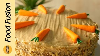 should you refrigerate carrot cake with cream cheese icing