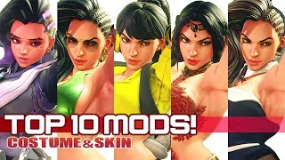 """TOP 10 """"LAURA MODS"""" in Street FighteR V:AE!"""