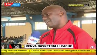 Kenya Basketball League | KTN SCORELINE