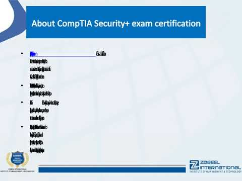 How much the CompTIA Security+ exam cost? - YouTube