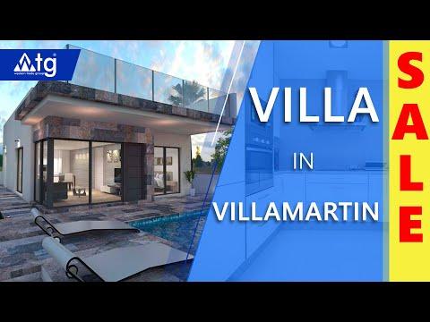 Villa in Villamartín