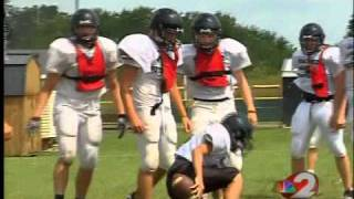 preview picture of video 'Op Football: Springfield Shawnee Preview'
