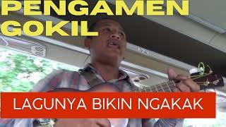 Download Video Lihat aksi pengamen jalanan di jalan Kopo Bandung,lagunya bikin ngakak||SUBSCRIBE YA, LIKE & SHARE😍 MP3 3GP MP4