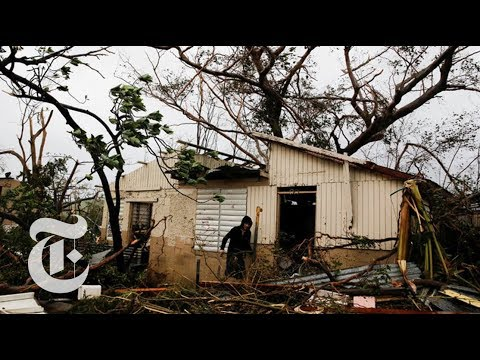 Puerto Rico Flooded by Hurricane Maria