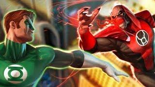"CGR Trailers - DC UNIVERSE ONLINE ""Rage Powers"" Trailer"