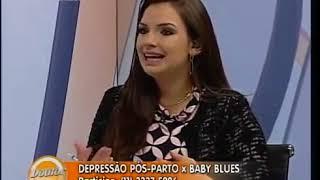 Depressão pós-parto e baby blues